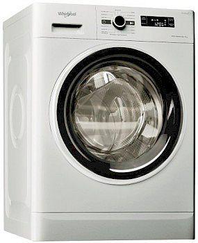 MFWF 61283SB PL Whirlpool pralka ładowana od przodu